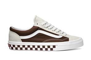 Vans Style 36 Shoes, (Bmx Checkerb) White