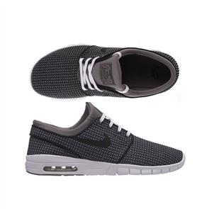 Nike Stefan Janoski Max, Gunsmoke Black White