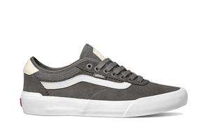 Vans Chima Pro 2 Shoes, Pewter True White