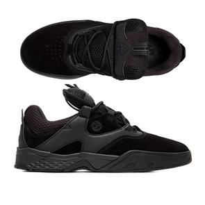 DC Kalis Mens Shoe 3Bk, 3 Black