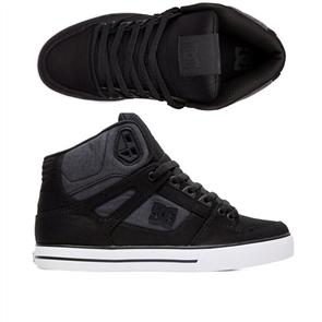 DC Pure Ht Wc Txse Mens Shoe Bkz, Blk Dark Used