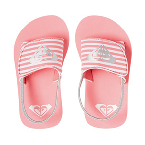 Roxy Tw Finn Toddlers Sandal, Pink Carnation