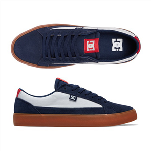 DC Lynnfield Shoe, Navy/ Grey