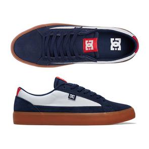 DC Lynnfield Shoe, Navy/ Grey