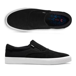 Nike SB ZOOM VERONA SLIP, BLACK/ WHITE