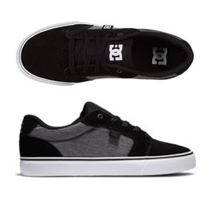 DC ANVIL Shoe, DK GREY/BLACK/WHITE