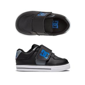 DC PURE V II Shoe, BLACK/GREY/BLUE