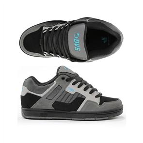 DVS ENDURO 125 Shoe, BLK CHR TRQ SDE