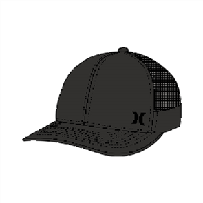 Hurley Layback Hat, 00A
