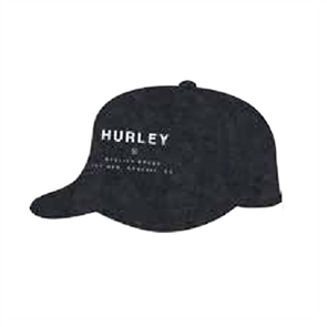 Hurley Feature Adjustable Hat, 00A