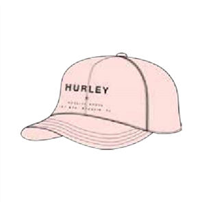 Hurley Feature Adjustable Hat, Shl