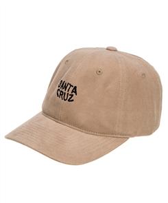 Santa Cruz Cruzin Dad Cap, Bone
