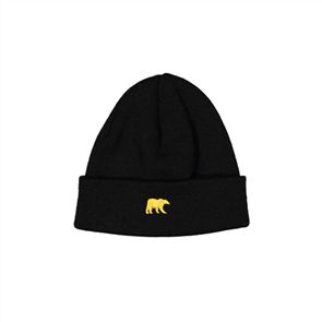 Element Ca bear beanie, Flint Black