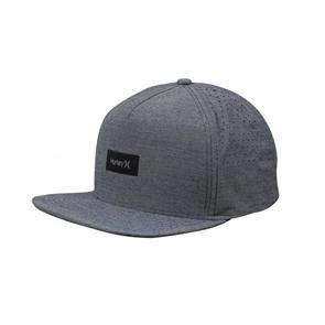 Hurley Dri-Fit Staple Hat, Obsidian