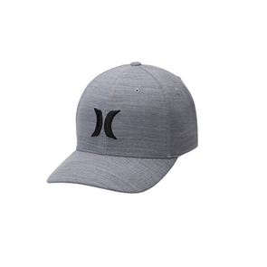Hurley Dri-Fit Cutback Hat, Cool Grey