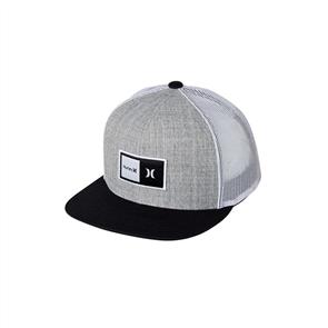 Hurley Natural Boys Hat, Cool Grey