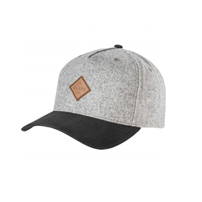 Globe Boys Gladstone Snap Back, Grey Marle
