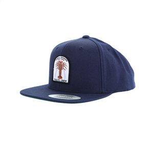 Salty Crew Buggin Out 6 Panel Cap, Navy