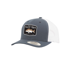 Salty Crew Snapper Mount Retro Trucker, Navy White
