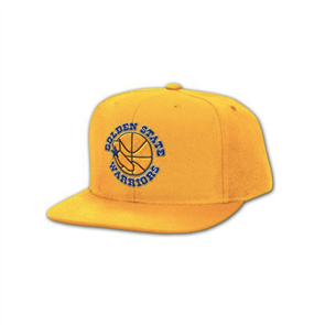 Mitchell Ness GOLDEN STATE WARRIORS WOOL SOLID CAP, OSFA
