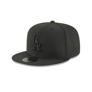 NewEra LOS ANGELES DODGERS BLACKMATTE 950 CAP, OSFA