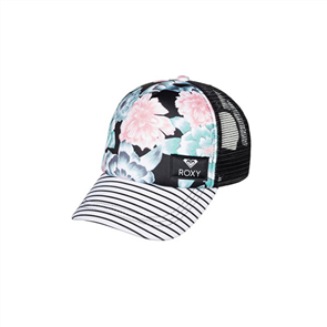 Roxy Youth Return To Cap, Anthracite S Crystal Flower