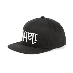 iLabb CAPSIZE SNAPBACK CAP, BLACK