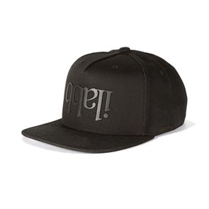 iLabb CAPSIZE SNAPBACK CAP, BLK/BLK