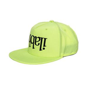iLabb CAPSIZE SNAPBACK CAP, NEON YELLOW