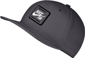 Nike SB AROBILL PRO CAP 2.0, DARK GREY/WHITE