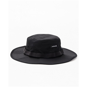 Hurley VAGABOND BUCKET HAT, BLACK