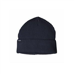 Patagonia Fishermans Rolled Beanie, New Navy