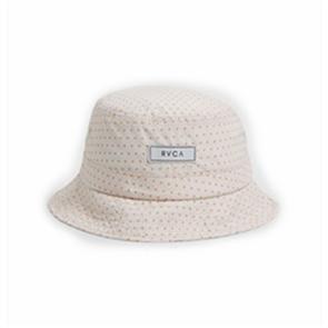 RVCA WOMENS PATCH BEACH BUCKET HAT, SAND