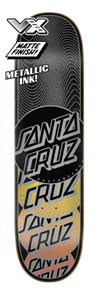 Santa Cruz TRANSCEND STACK VX DECK 8.0IN X 31.6IN