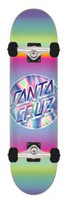 Santa Cruz IRIDESCENT DOT FULL 8.00IN X 31.25IN SKATE COMPLETE