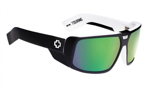 SPY Touring Sunnies - Whitewall