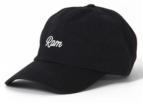 RPM Dad Cap, Black