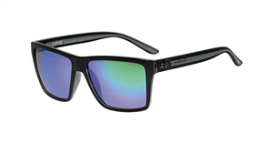Liive Hazza - Polar Signature Series Sunglasses, Matt Black /Xtal Blk