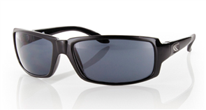 Carve Revolver Polarized Sunglasses, Black