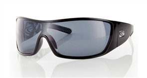Carve Kingpin Polarized Sunglasses, Black
