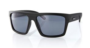 Carve Volley Polarized Sunglasses, Matt Black