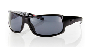 Carve Sonny Polarized Sunglasses, Black