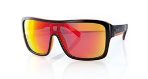 Carve Anchor Iridium Sunglasses, Black