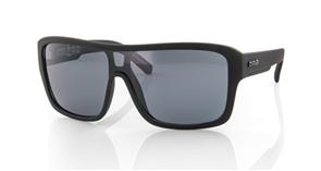Carve Anchor Polarized Sunglasses, Matt Black