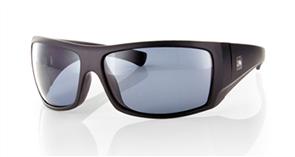 Carve Wolfpak Polarized Sunglasses, Matt Black