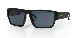 Carve Sublime Pol/Iridium Sunglasses, Matt Black