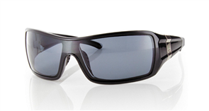 Carve Korbin Polarized Sunglasses, Black