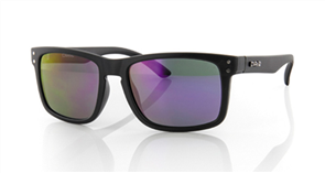 Carve Goblin Iridium Sunglasses, Matt Black