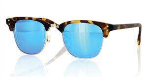 Carve Millenials Iridium Sunglasses, Tort