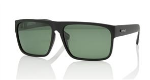 Carve Vendetta Polarized Sunglasses, Matt Black
